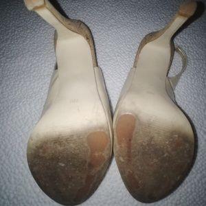 Guess Shoes - Peep toe sling back